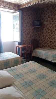 chambre4-hoteldelaposte-bareges-HautesPyrenees