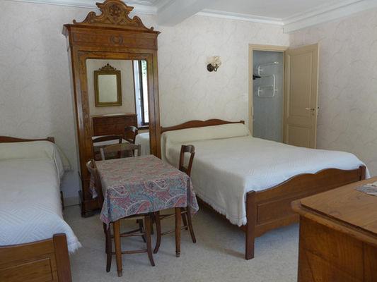 chambre4-lassallecazaux-bareges-HautesPyrenees