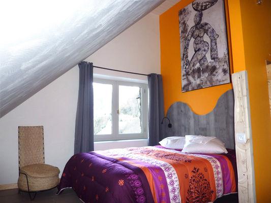 chambre8-escapade-gedre-HautesPyrenees