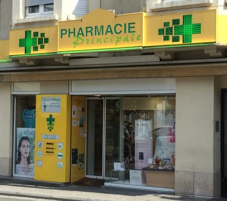 facade-pharmaciemarsan-argelesgazost-HautesPyrenees