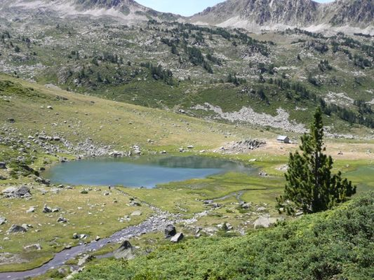 lac aygues cluse