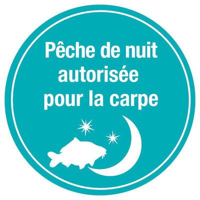 GENERAL-PECHE CARPE nuit