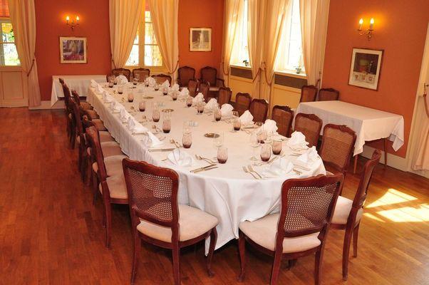 Grand Hôtel Mayenne - Salle de réception