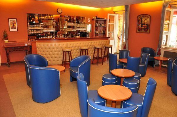 Grand Hôtel Mayenne - Espace bar