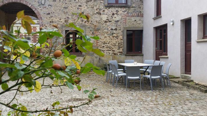 fournil terrasse