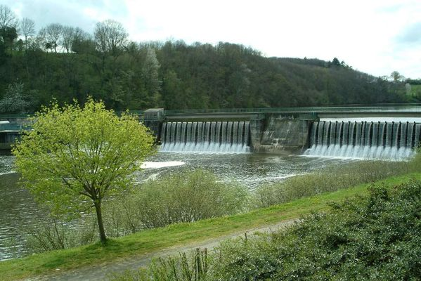 Lac de Haute Mayenne