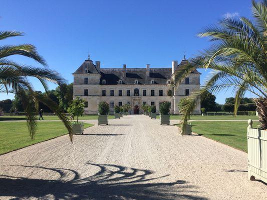 Château d'Ancy-le-Franc, parterre N