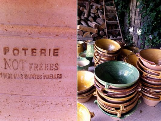 POTERIE NOT