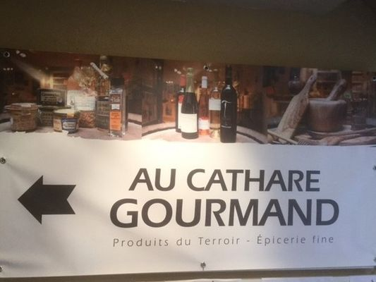 AU CATHARE GOURMAND
