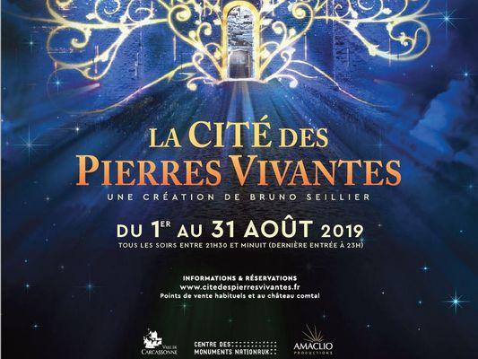CITE DES PIERRES VIVANTES 2019