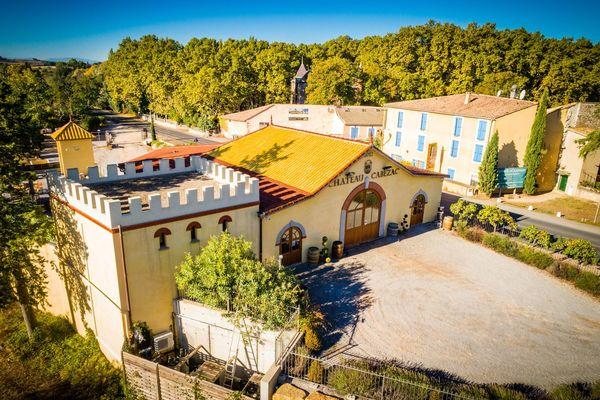 Chateau Cabezac-Bize Minervois_3