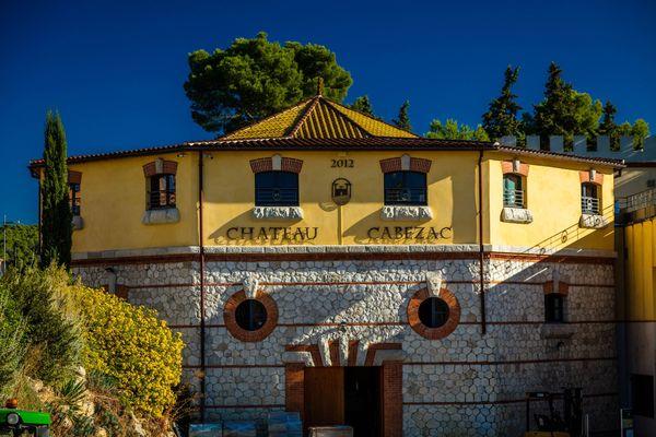 Chateau Cabezac-Bize Minervois_8