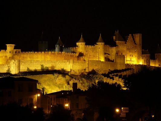 Cité Carcassonne Pixabay