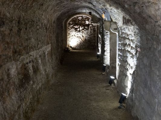 Horreum romain Narbonne