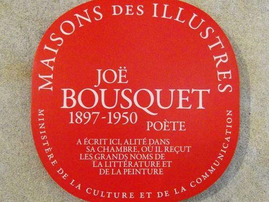 MAISON DES MEMOIRES - CENTRE JOE BOUSQUET