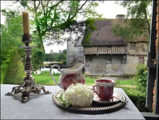 Aux 3 gourmands du Château - Crêperie à Saint-Germain-de-Livet, proche de Lisieux (1)