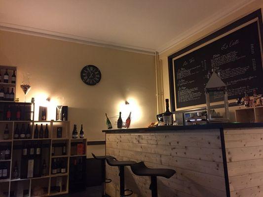 Aux Acacias Restaurant à Lisieux Bar à vins