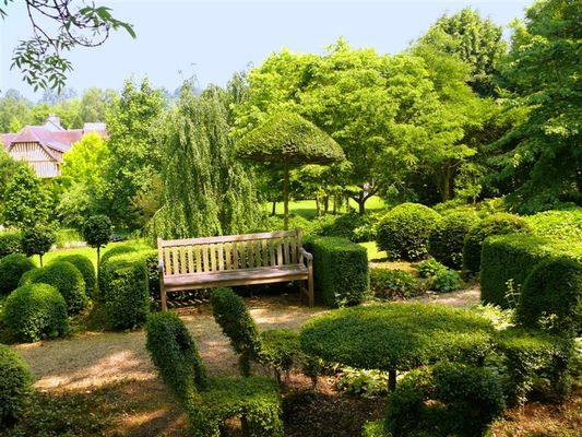 Jardins du Pays d'Auge
