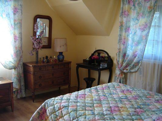 Chambre d'hôtes la Rosière chambre