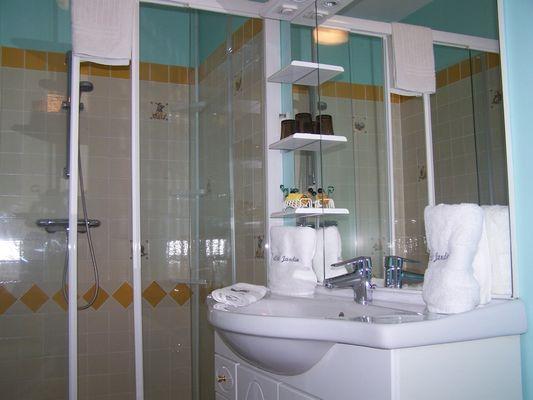 Chez Lorette salle de bain