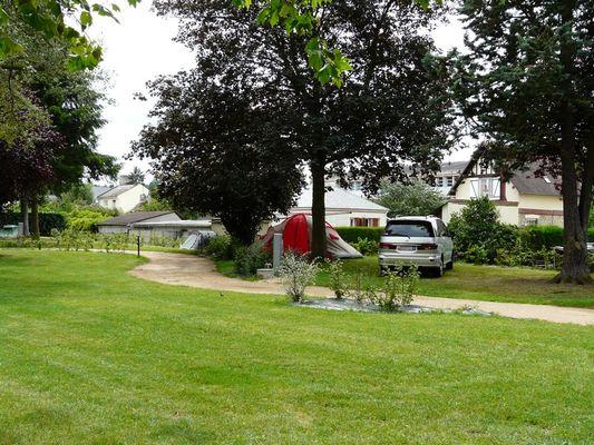 Camping de la vallée - 3 étoiles - Lisieux (4)