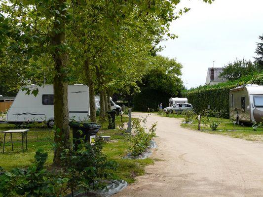Camping de la vallée - 3 étoiles - Lisieux (8)