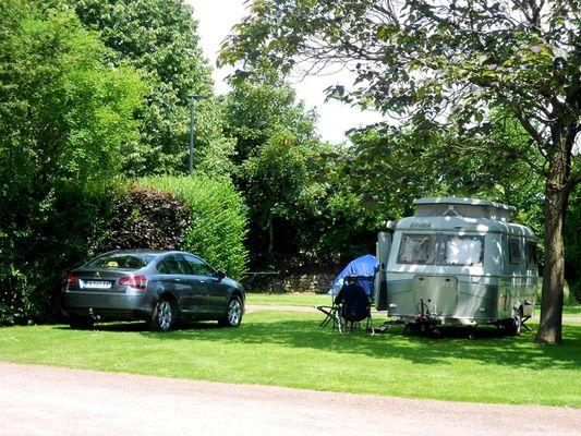 Camping des Capucins - Orbec