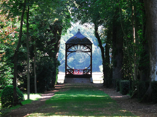 Parc et jardins du château de Canon