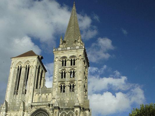 Cathedrale Saint Pierre, clocher - Lisieux