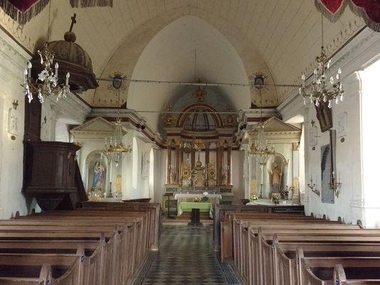 Cernay-Eglise-Int