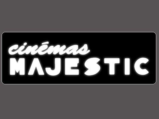 Cinéma Le Majestic de Lisieux - logo