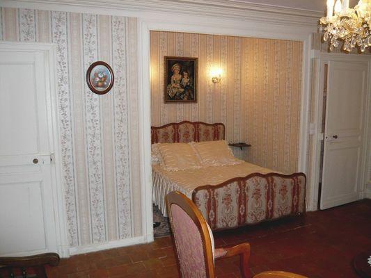 Domaine Fromagerie Quesnot Mesnil-Durand autre lit double