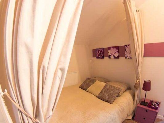 Domaine du Martinaa - gite La Bergerie - Valérie Roelens - Saint Martin de la Lieue (chambre 2)
