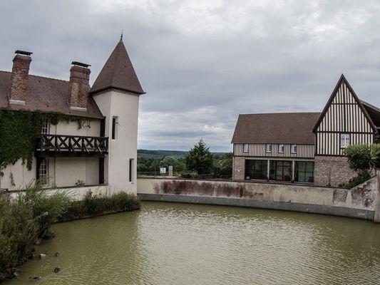 Domaine des Essarts Chez Dana Lerner Lessard-et-le-Chene Exterieur