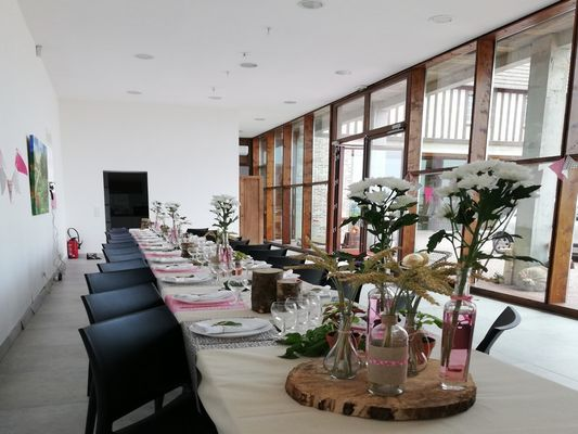 Domaine des Essarts - grande salle