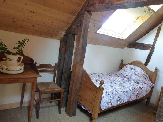 Ecologite chambre 2 lits,  lit simple