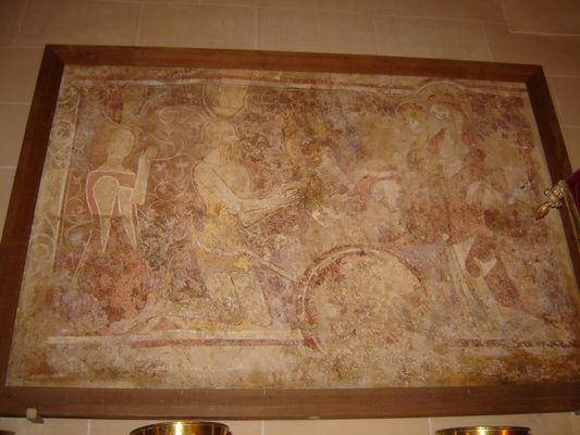 Eglise-Friardel-Fresque-ancien-prieure