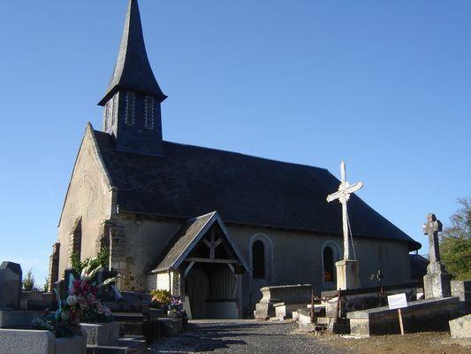 Eglise-Friardel