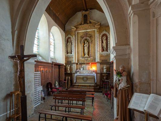 Eglise-Saint-Denis-Cambremer-Chapelle