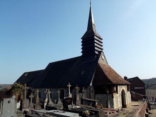 Eglise-St-Pierre-de-Mailloc
