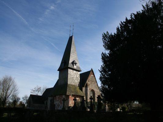 Eglise Préaux Saint Sébastien