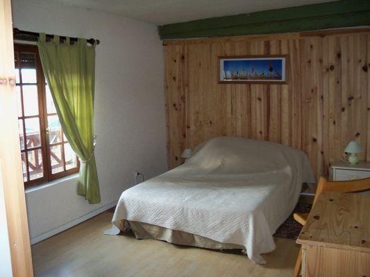 Gite L'Orbecquoise chambre 1