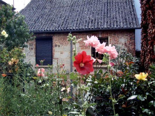Gîte L'Orbecquoise jardin