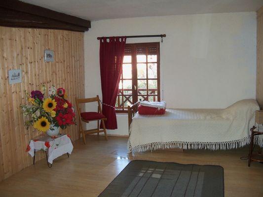 Gite L'Orbecquoise chambre 2 lits