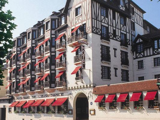 Grand Hotel de l Esperance - Lisieux (4)