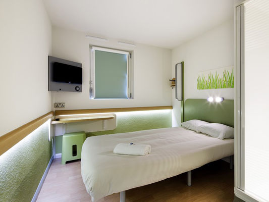 Hotel - Ibis Budget - Lisieux -  chambre double