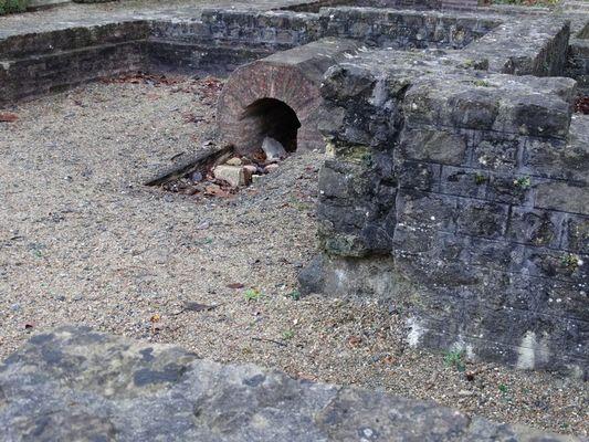 Jardin archéologique Lisieux (2)