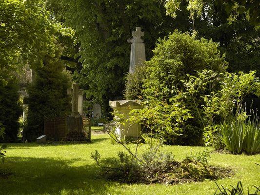 Jardin de l'Abbé Marie à Saint-Germain-de-Livet - photo Julien Boisard (7)