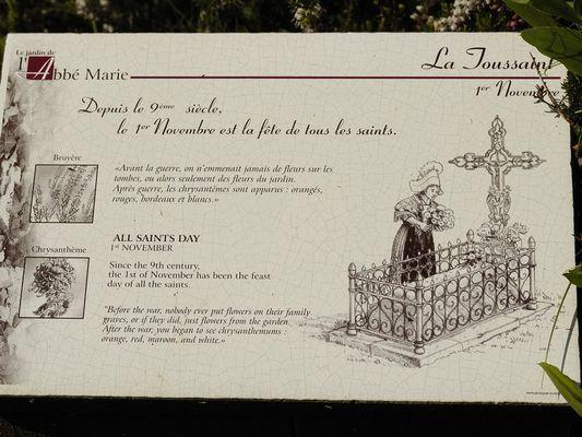 Jardin de l'Abbé Marie à Saint-Germain-de-Livet - photo Julien Boisard (2)