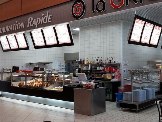 La Grignote Centre E.Leclerc Lisieux self-service